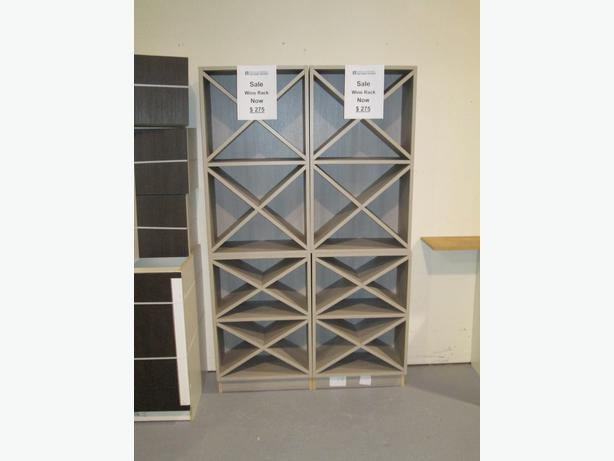 275 Each I Have Two Wine Racks That Are 22 5 Wide By 75 High For