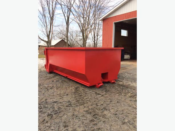 fabrication s v ltee conteneur container roll off outside brockville brockville. Black Bedroom Furniture Sets. Home Design Ideas