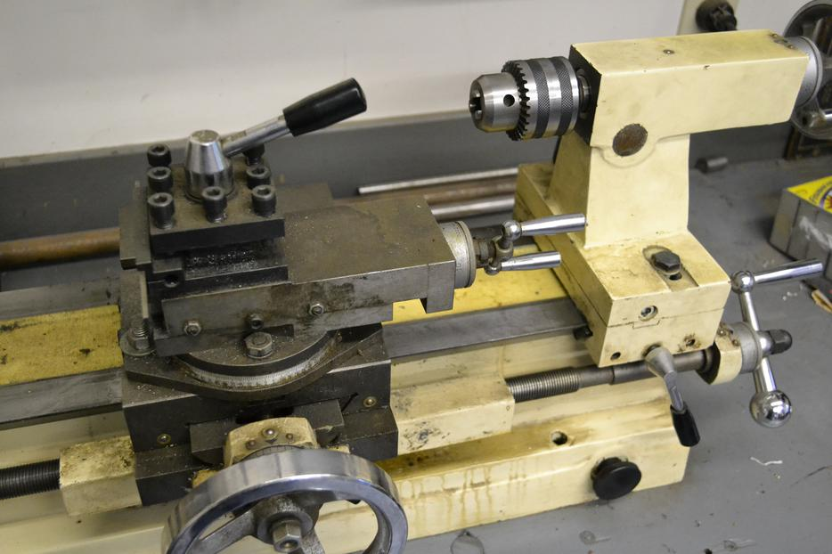 lathe and milling machine combo