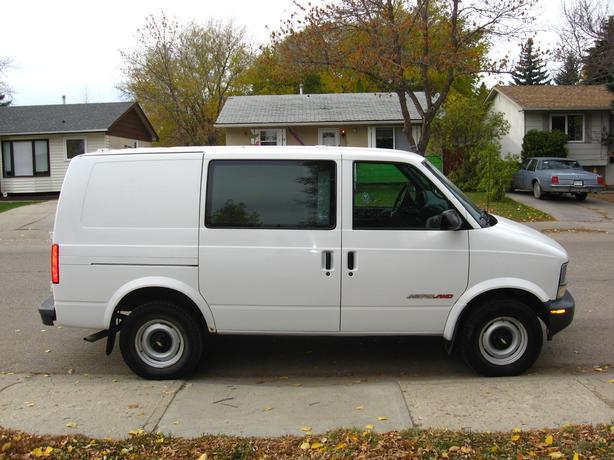 2000 Chevrolet Awd Astro Van East Regina Regina