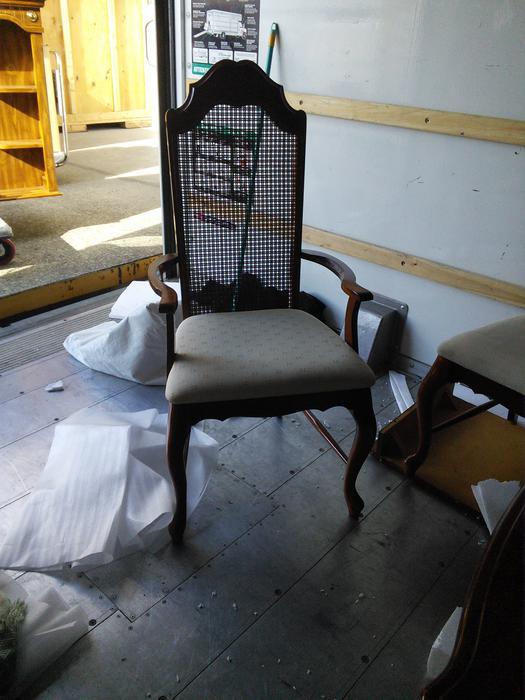 Complete vintage living room furniture set pristine for Used living room furniture