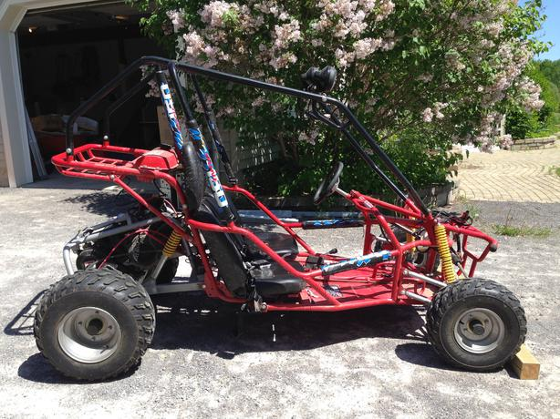 Dune buggy 2 seater 9 2 hp west carleton ottawa for Go kart montreal exterieur