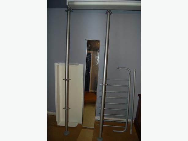 ikea stolmen closet storage system buckingham sector quebec ottawa. Black Bedroom Furniture Sets. Home Design Ideas