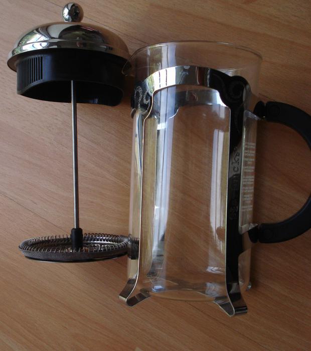 1 Qt. Starbucks Chambord Coffee Maker French Press Saanich, Victoria