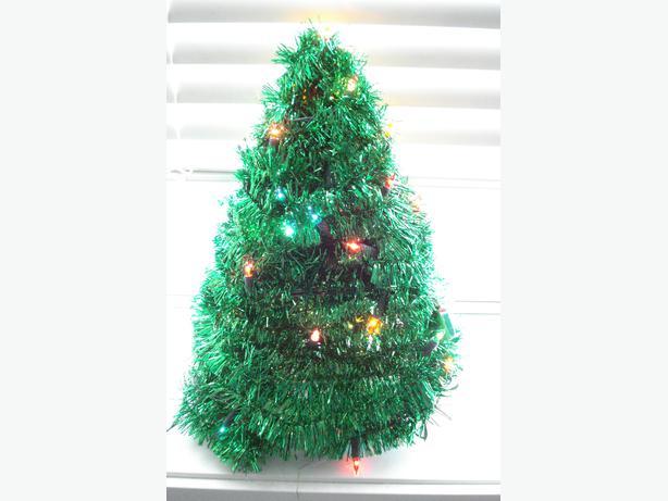 Handmade Prelite Christmas Tree West Shore Langford