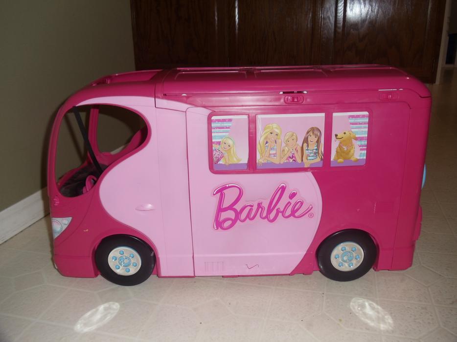 Barbie Camper Van Jeep And Scooter South Nanaimo Nanaimo