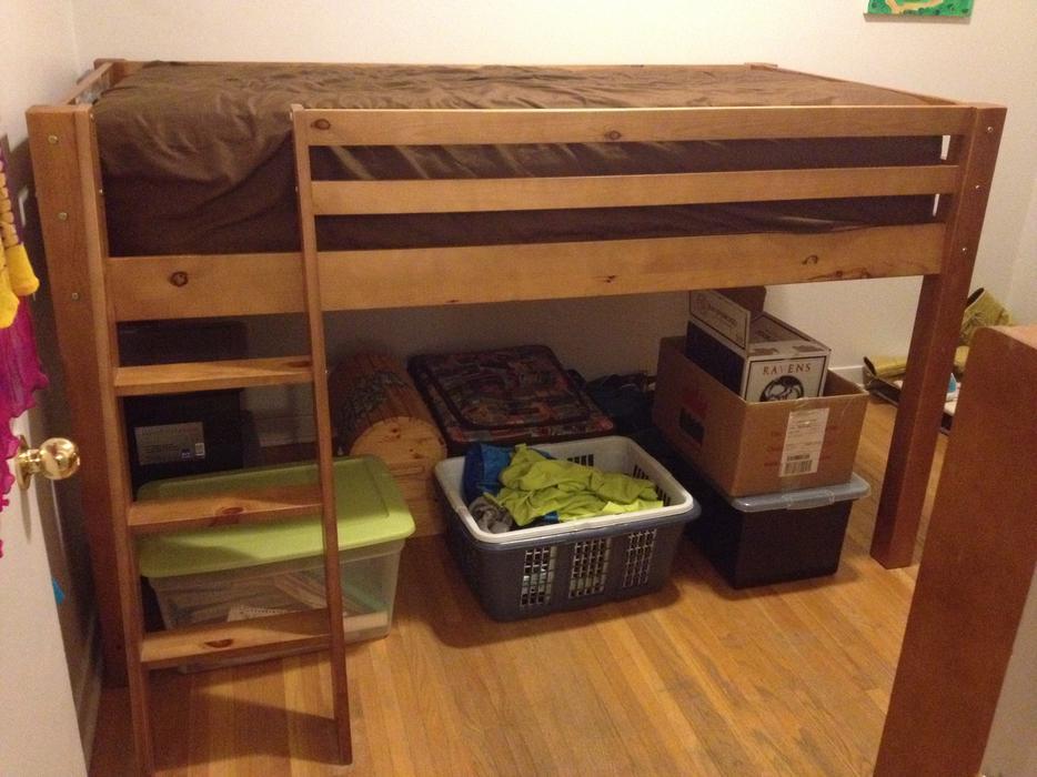 Jysk Twin Loft Bed Amp Mattress Central Regina Regina