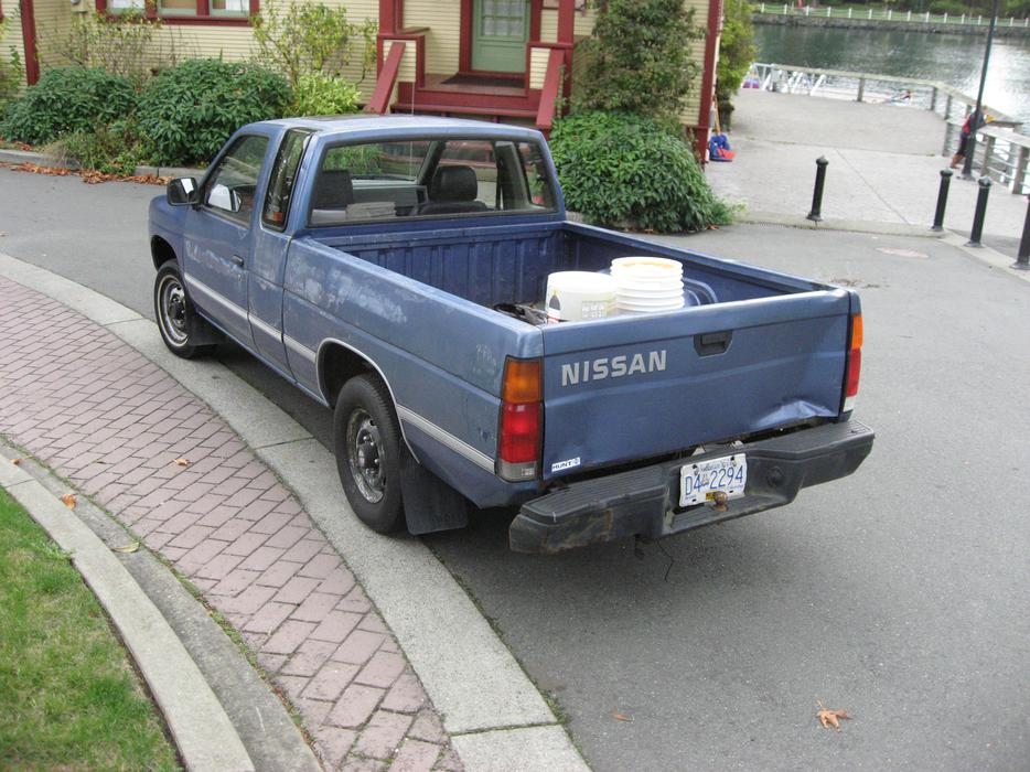1991 Nissan King Cab Pickup Truck 2 Wheel Drive Victoria City Victoria