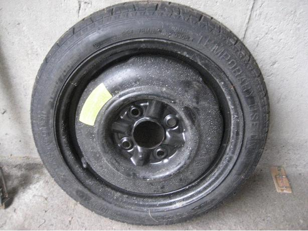 Spare tire donut style