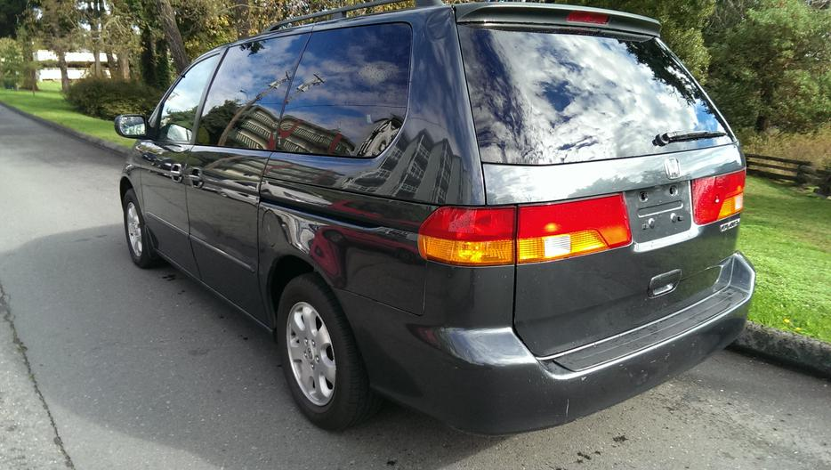 2003 honda odyssey fully equipped victoria city victoria