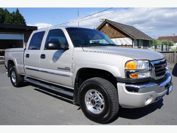 2005 gmc sierra 2500hd slt duramax diesel 4wd amazing condition a must see outside victoria. Black Bedroom Furniture Sets. Home Design Ideas