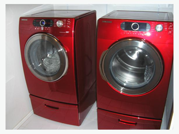 Samsung Washer And Dryer With Pedastals 450 Obo Hull