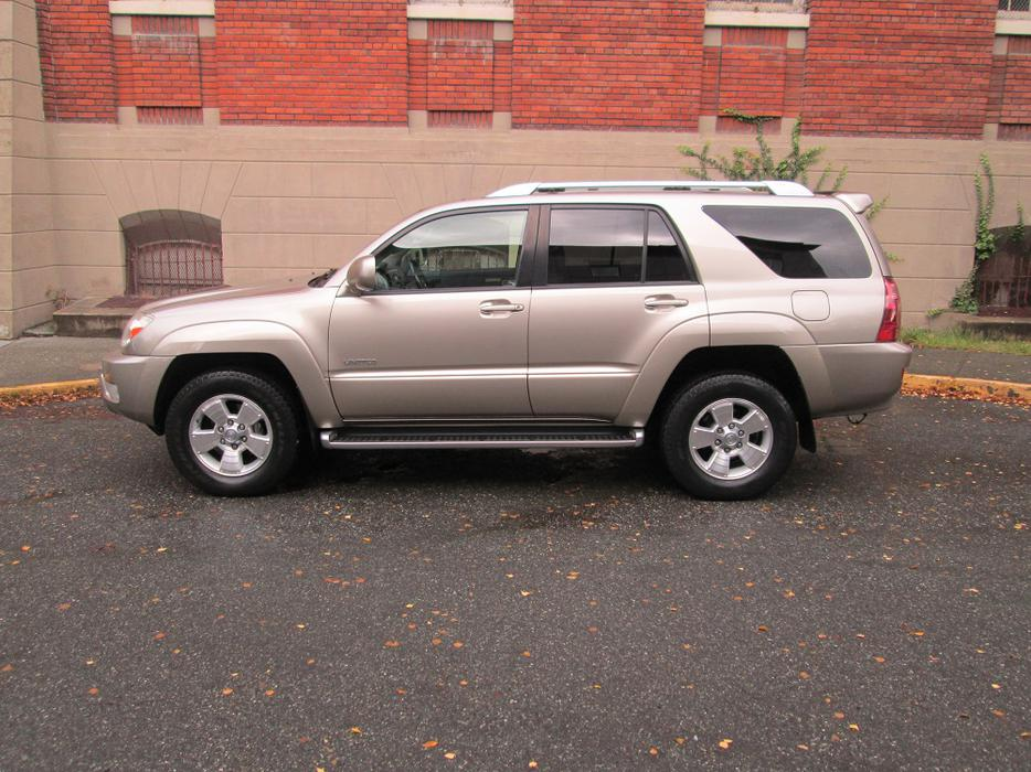 2004 toyota 4runner limited no accidents on sale. Black Bedroom Furniture Sets. Home Design Ideas