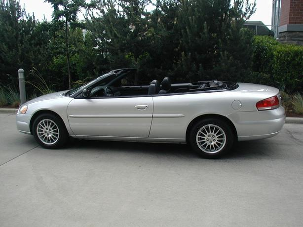 2004 chrysler sebring convertible victoria city victoria. Cars Review. Best American Auto & Cars Review