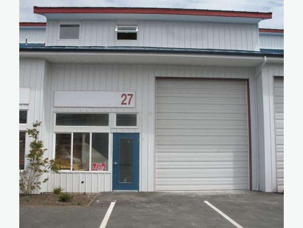Nice Clean Warehouse For Sale North Saanich Sidney