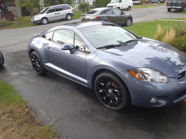 reduced 2007 mitsubishi eclipse v6 gt victoria city victoria. Black Bedroom Furniture Sets. Home Design Ideas
