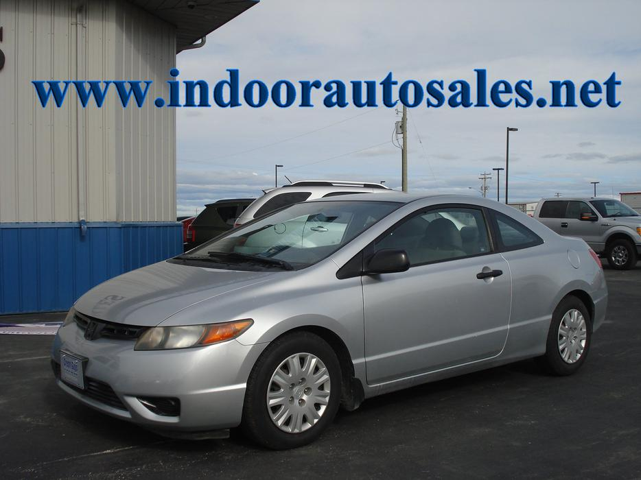 2006 Honda Civic Dx G Indoor Auto Sales Winnipeg West