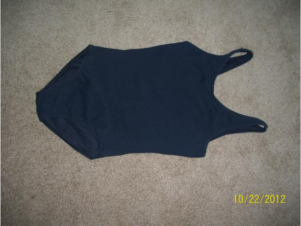 Dance suit bodysuit size small youth by Mondor