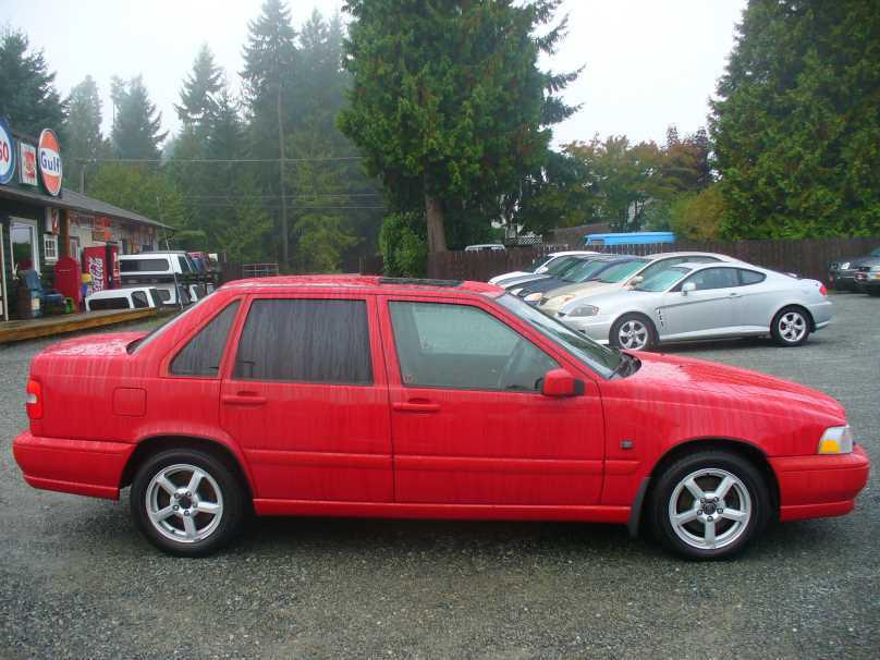 1999 Volvo S70 Well Maintained Malahat Including