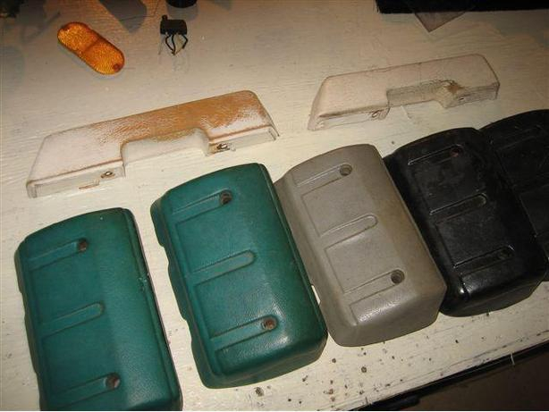 GM Truck Arm Rests (1968-1972)
