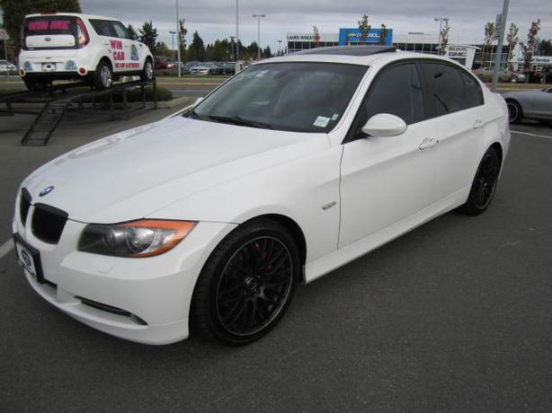2008 Bmw 328 Xi Awd Chris Harris Kia West Vancouver Vancouver