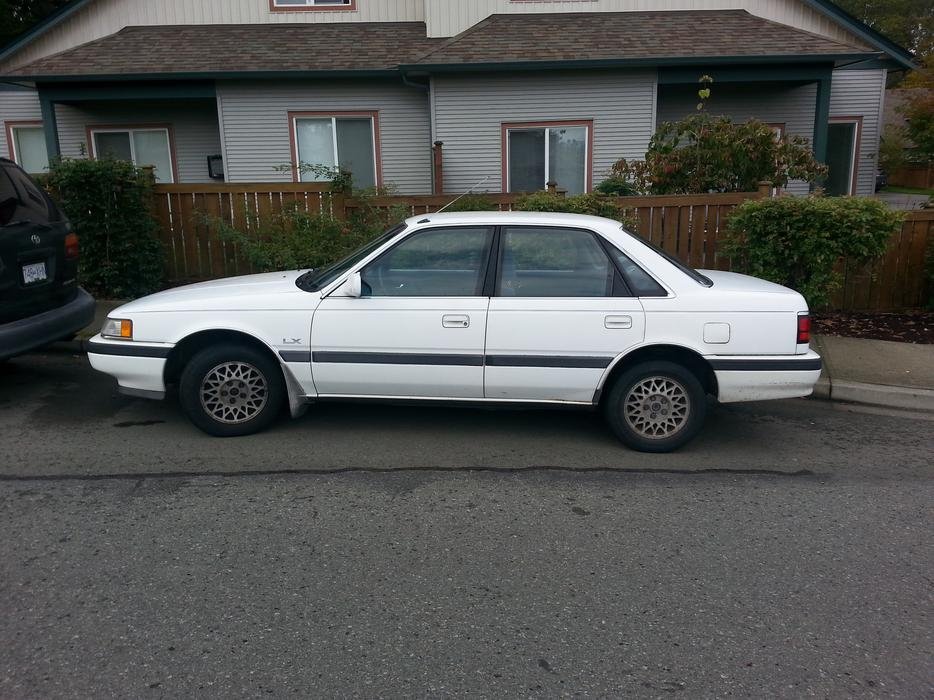Bay Ridge Mazda >> 1992 Mazda 626 LX Automatic Sedan Outside Victoria, Victoria