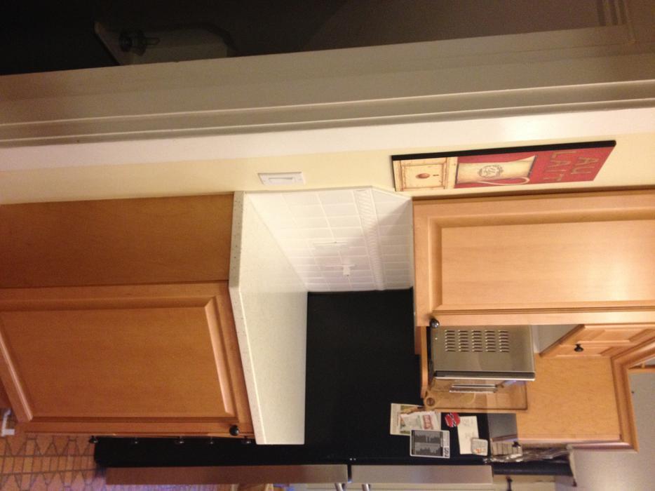 Kitchen cabinets make an offer oak bay victoria for Kitchen cabinets york region