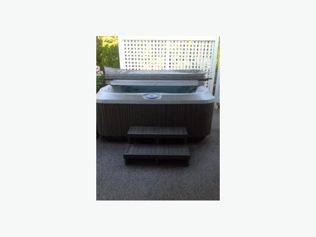 The SoakHouse offers previously enjoyed hot tubs