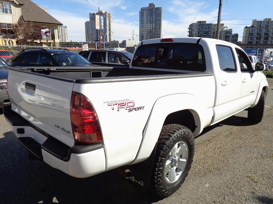 2008 toyota tacoma trd sport crew cab 4x4 long box burnaby incl new westminster surrey mobile. Black Bedroom Furniture Sets. Home Design Ideas