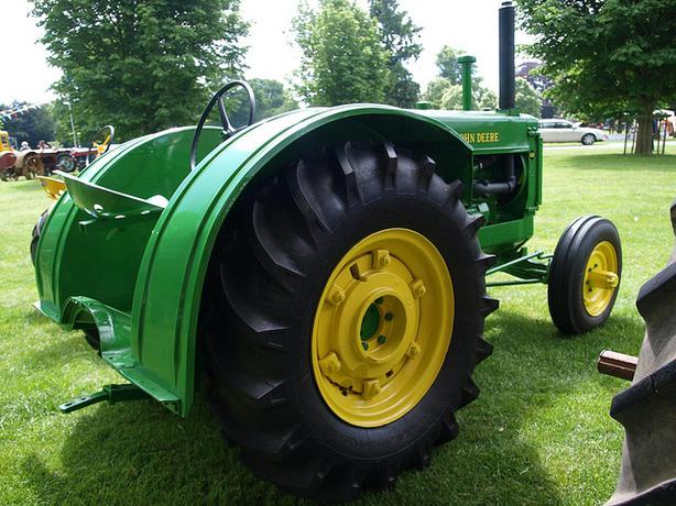 Tractor Rear Rim : Wanted john deere ar tractor rear wheels tires outside