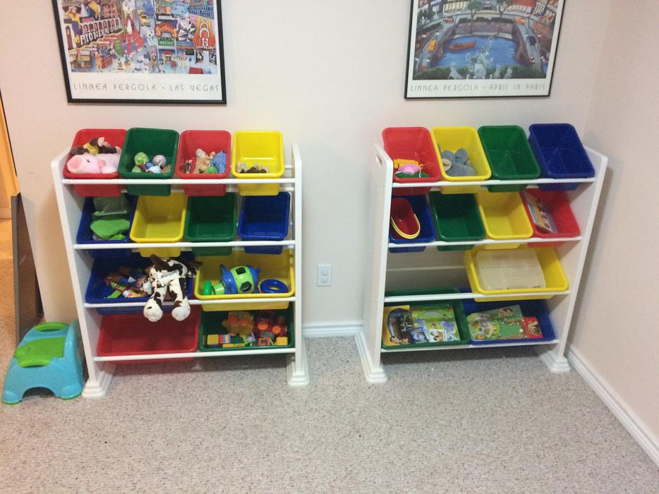 Children 39 s toy shelves from costco saanich victoria - Costco toys for kids ...