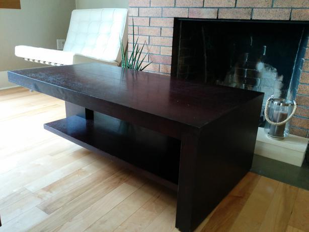Urban barn modern coffee table tv stand console for Coffee tables urban barn