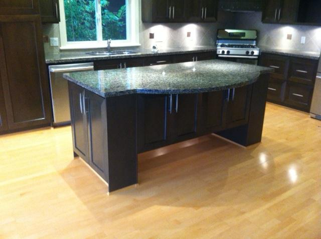 used full kitchen walnut door cabinets granite countertops furniture granite stone material for countertop options