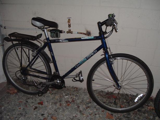 Log In needed $118 · Gary Fisher commuter/hybrid bike