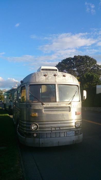 1957 mci bus price drop for quick sale outside sea to sky corridor whistler. Black Bedroom Furniture Sets. Home Design Ideas