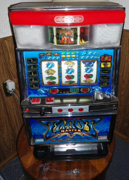 Tarot Slot Machine