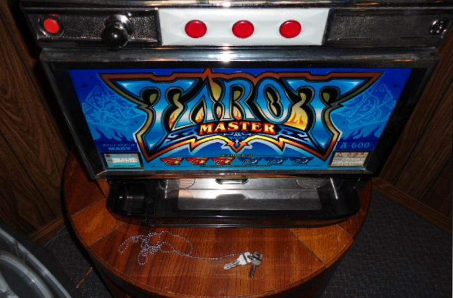 Tarot Slot Machine