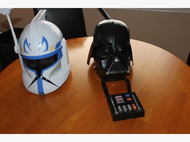 star wars voive changer helmet how to change the batteries