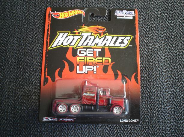 hot wheels hot tamales long gone get fired up