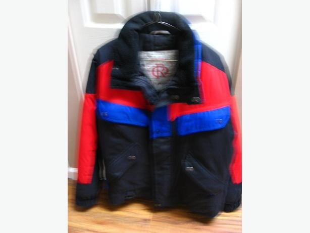 Mens Snowmobile Coat or just a good warm winter coat