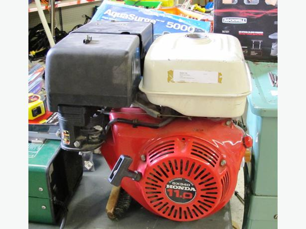 Honda GX 340 11HP Motor Gear Reduction Engine (I-43584) Victoria City, Victoria