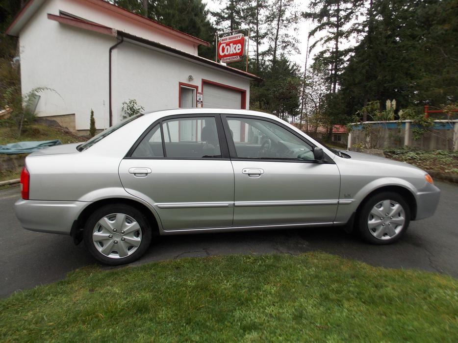 2002 Mazda Protege Lx West Shore Langford Colwood