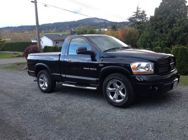 2006 dodge ram 1500 saanich victoria. Black Bedroom Furniture Sets. Home Design Ideas