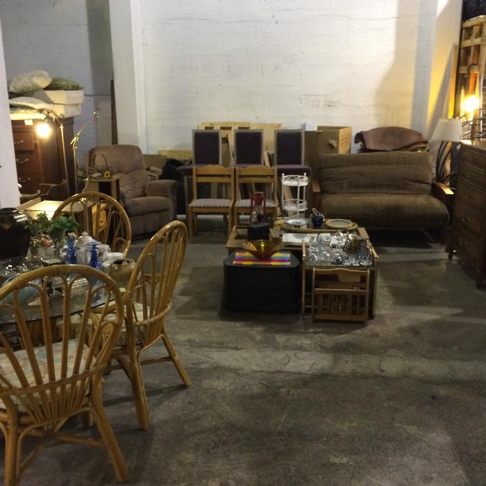 Warehouse Full Of Used Furniture Saanich Victoria