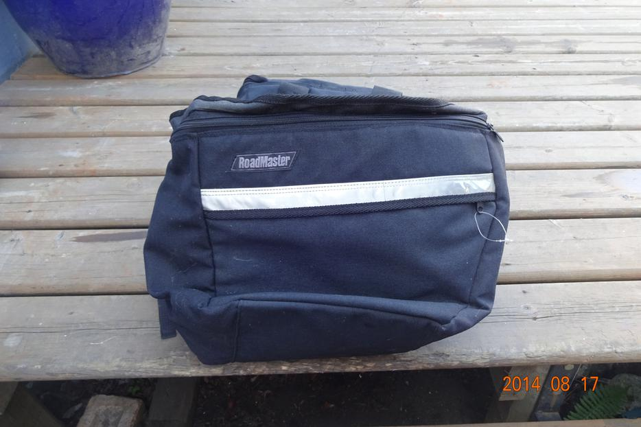 Motorcycle Side Bags Saanich Victoria
