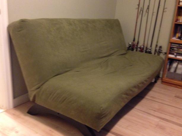 Flip flop sofa bed saanich victoria mobile for Sofa bed victoria bc