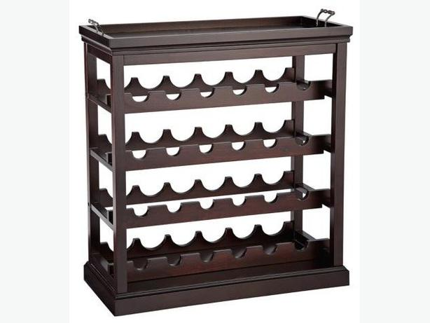 Wine Rack from Bombay and Company Shawnigan Lake, Cowichan
