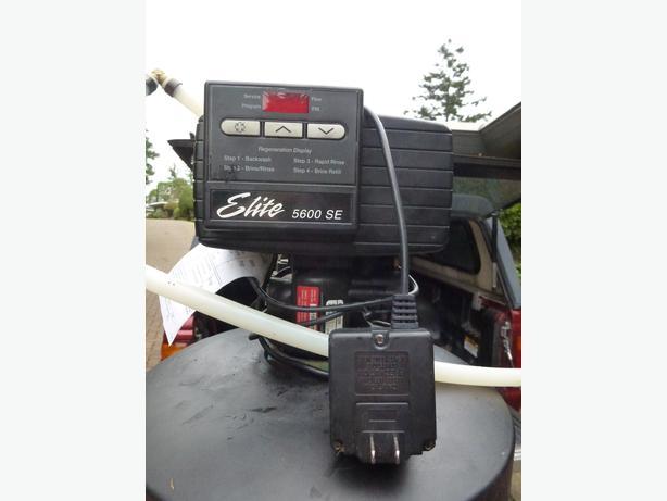 Elite 5600 Se Water Softener System Saanich Victoria