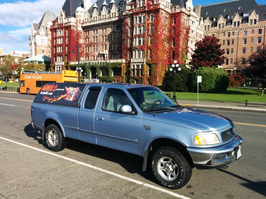 1998 Ford F 150 263 740 Km V8 Xlt Triton 4 6l 4x4 Crew