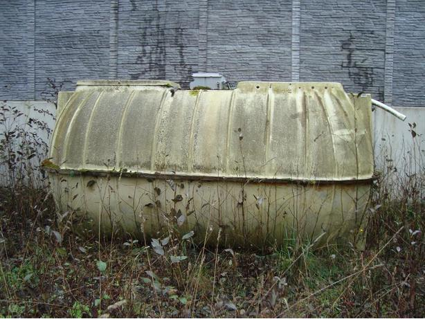 septic treatment plant